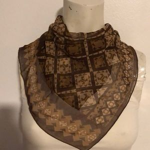 NWOT Set of 2 small Neck Scarves